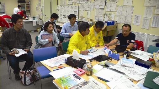 東日本大震災大塚写真2