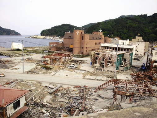 東日本大震災森田写真2